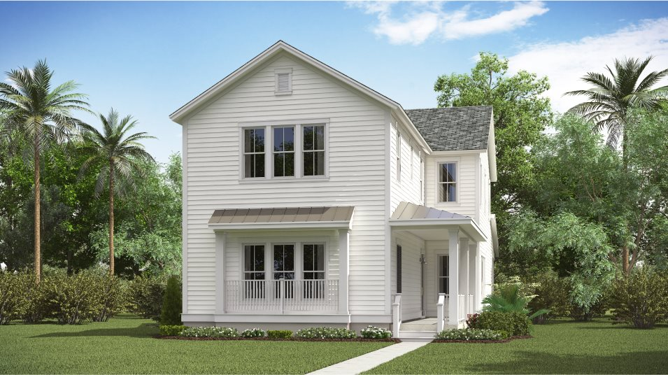 Stonoview on Johns Island Row Collection TRADD Exterior A