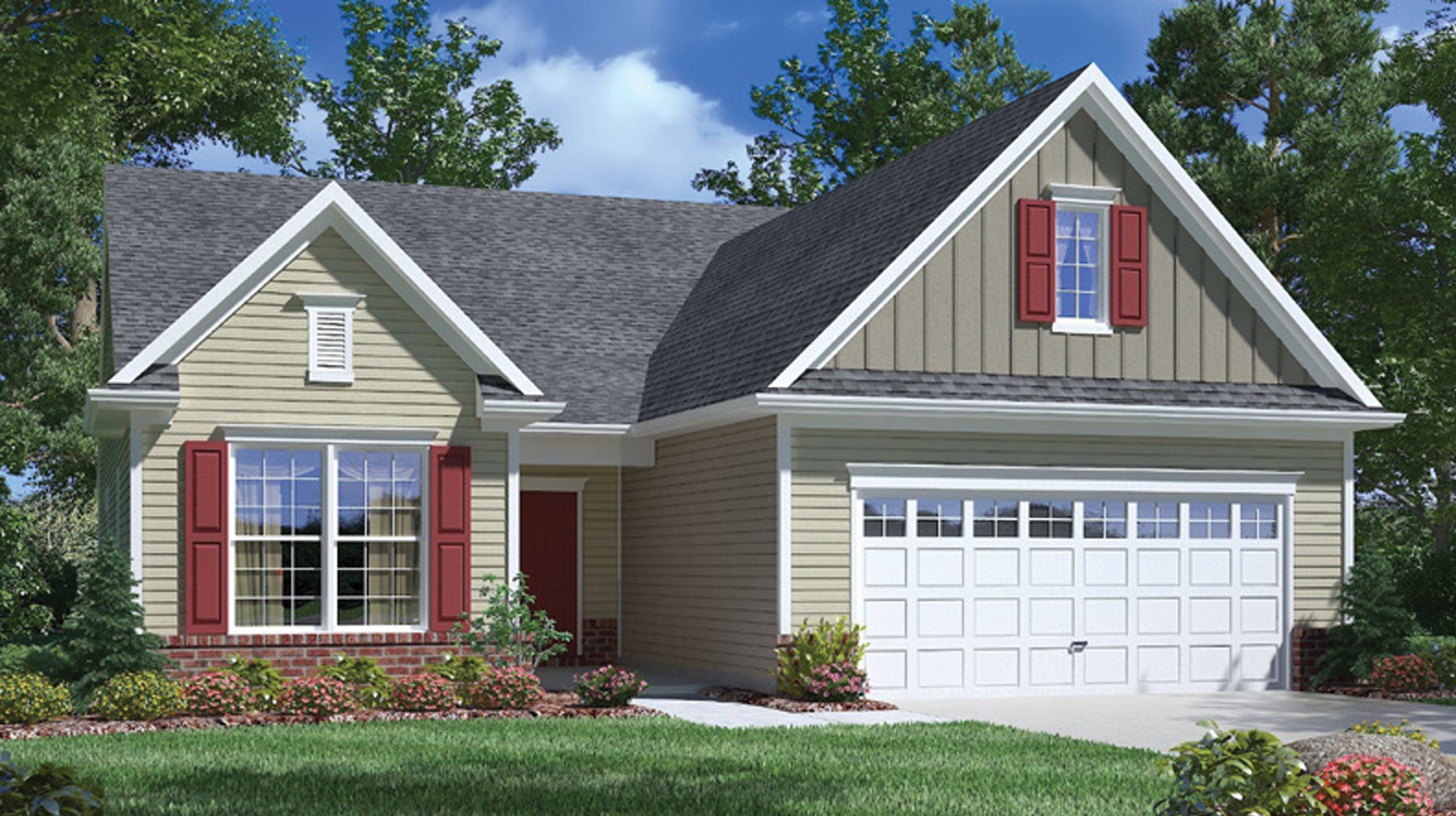 Fendol Farms Residences Collection Bliss II Traditional A