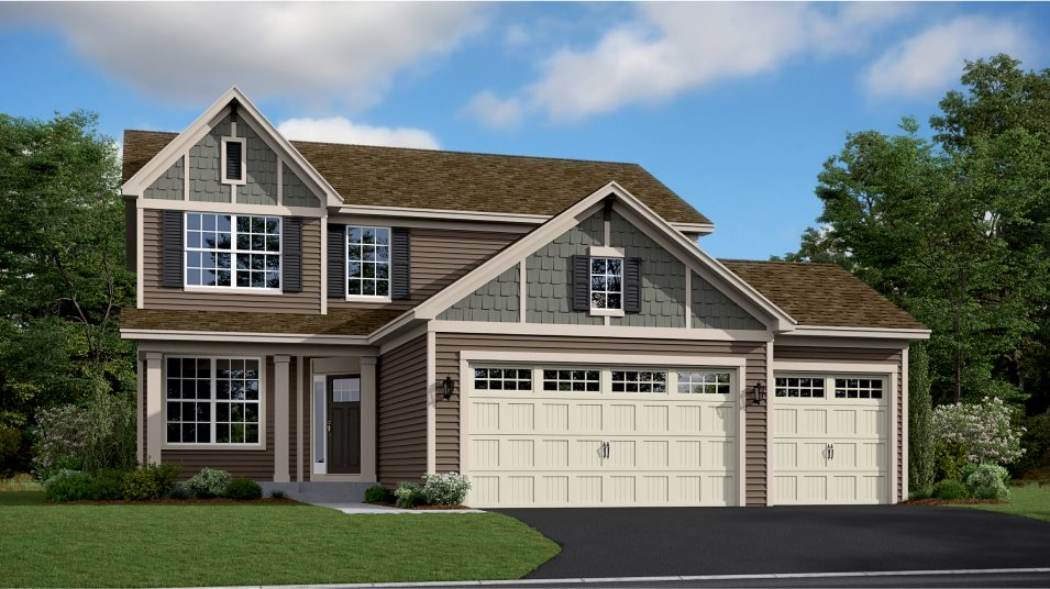 Bridlewood-Farms Discovery Collection Springfield A