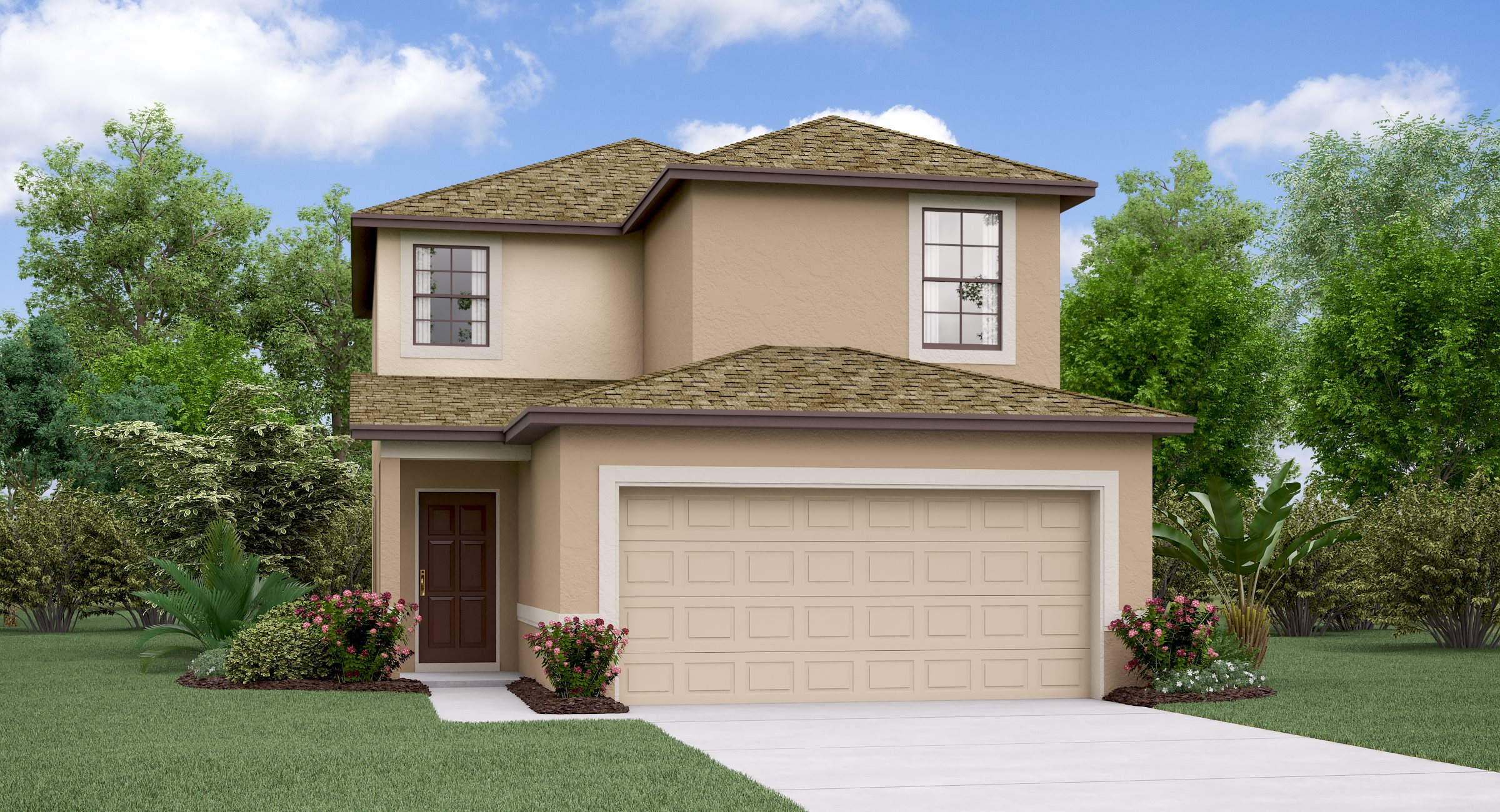 Touchstone The Manors Naples II Exterior A
