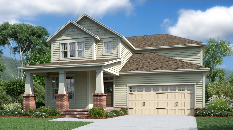 Durham Farms Classic Parks Collection The Percy Exterior A