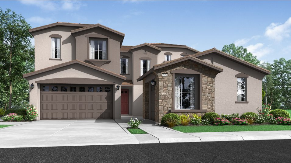 Summerstone at Spring Lake Residence 3512 Exterior D