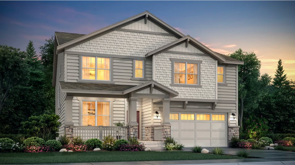 Gold Creek Valley The Monarch Collection Stonehaven Craftsman