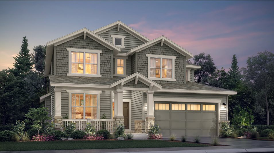 Turnberry The Monarch Collection Ashbrook Craftsman