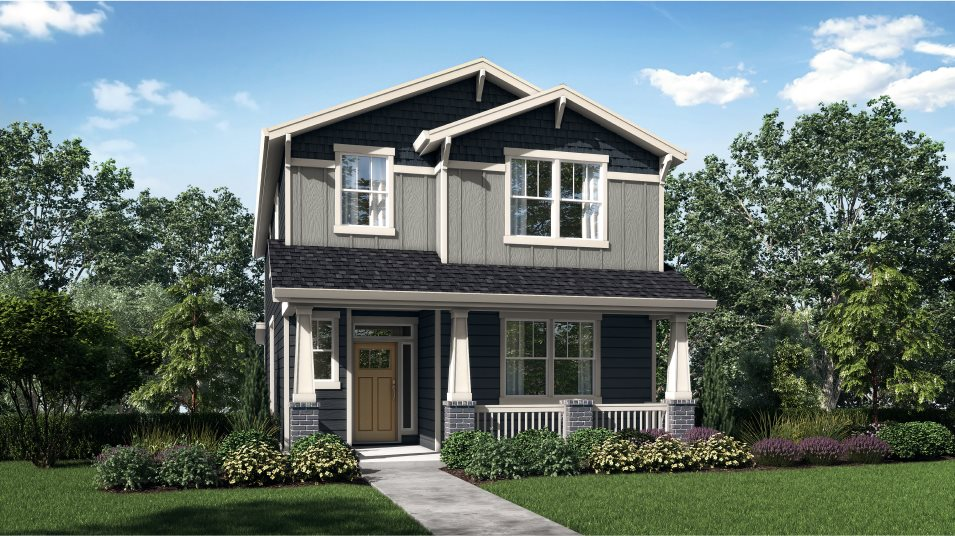Reed's Crossing The Legacy Collection Clark Craftsman