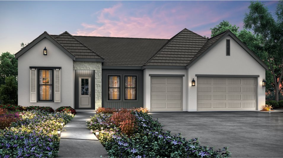 The Ranch at Heritage Grove Pinnacle Series Cathedral Exterior A
