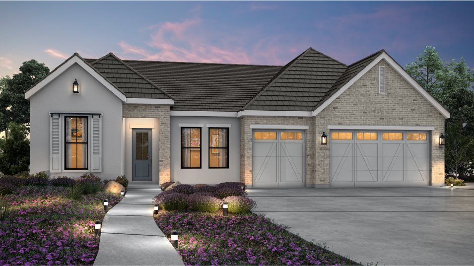 The Ranch at Heritage Grove Pinnacle Series Cathedral Exterior B