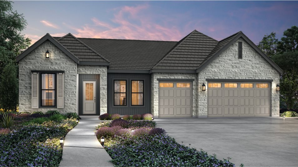 The Ranch at Heritage Grove Pinnacle Series Cathedral Exterior C