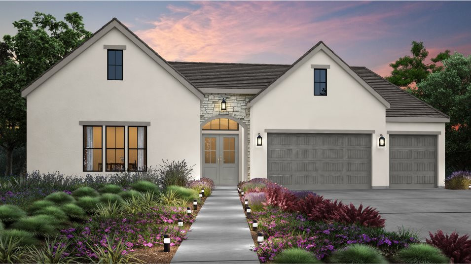 The Ranch at Heritage Grove Pinnacle Series Excelsior Exterior A