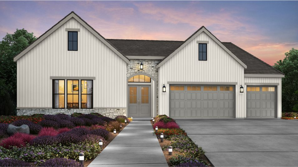 The Ranch at Heritage Grove Pinnacle Series Excelsior Exterior C