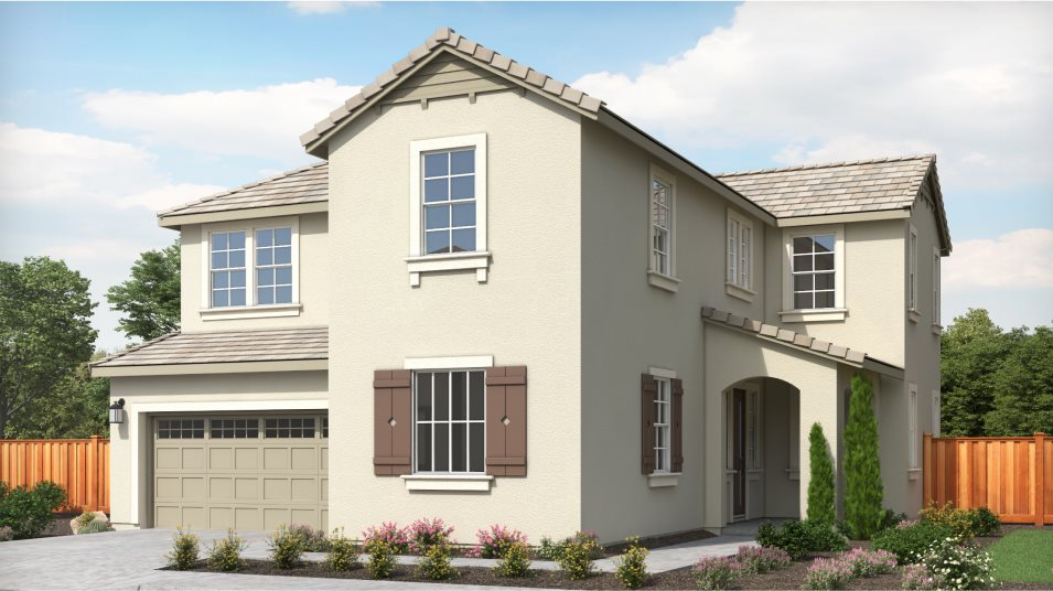 Tracy Hills Amber Residence 3 Country European