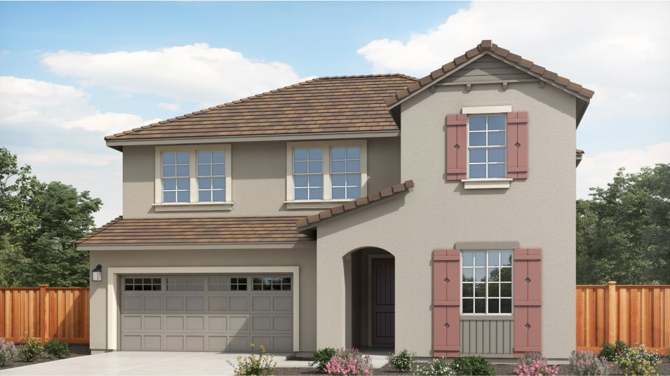 Tracy Hills Amber Residence 4 Country European