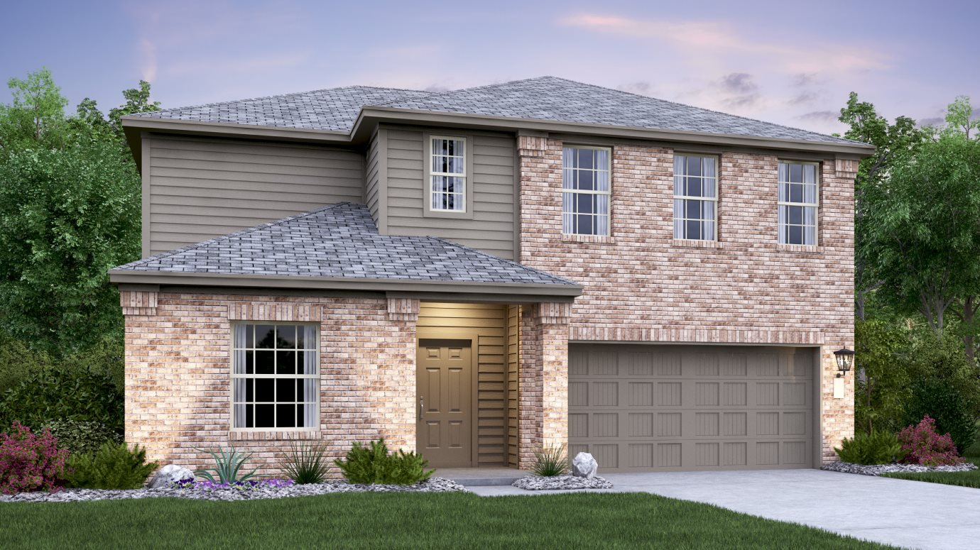 The-Colony Morgan Bend - Highlands Collection Hudson A