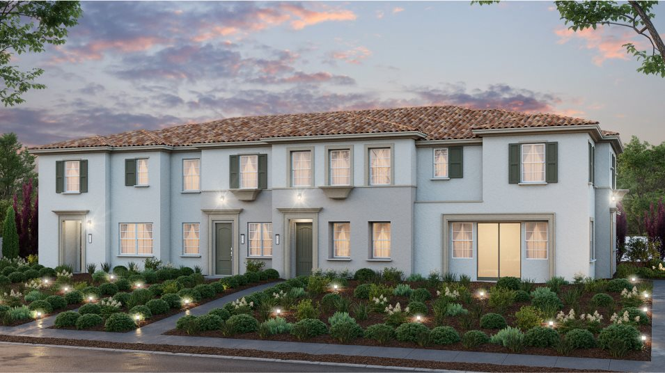 Menifee Town Center The Townes Residence One Exterior B