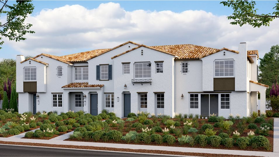Menifee Town Center The Townes Residence One Exterior C