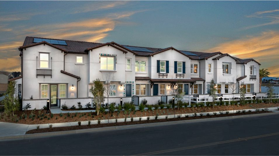Menifee Town Center The Townes Residence Exterior A