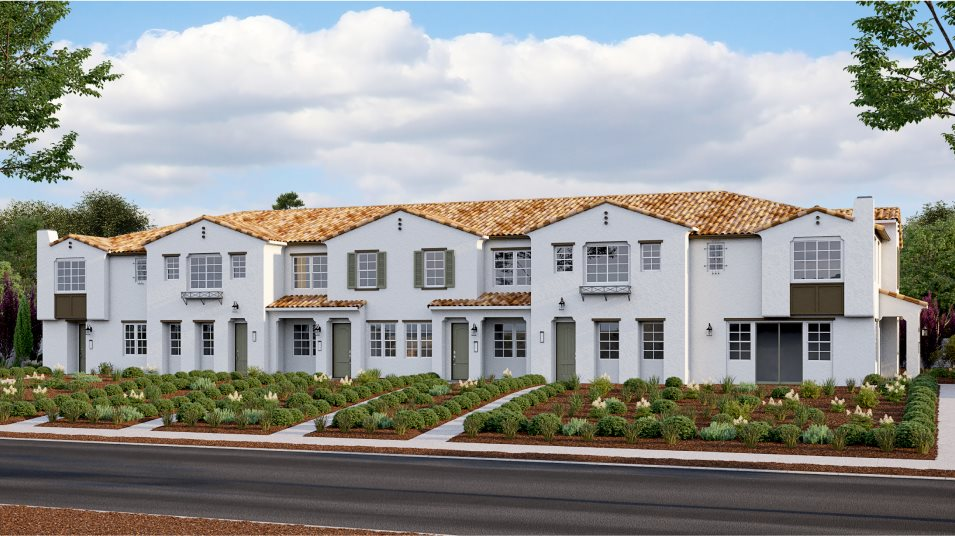 Menifee Town Center The Townes Residence Exterior C