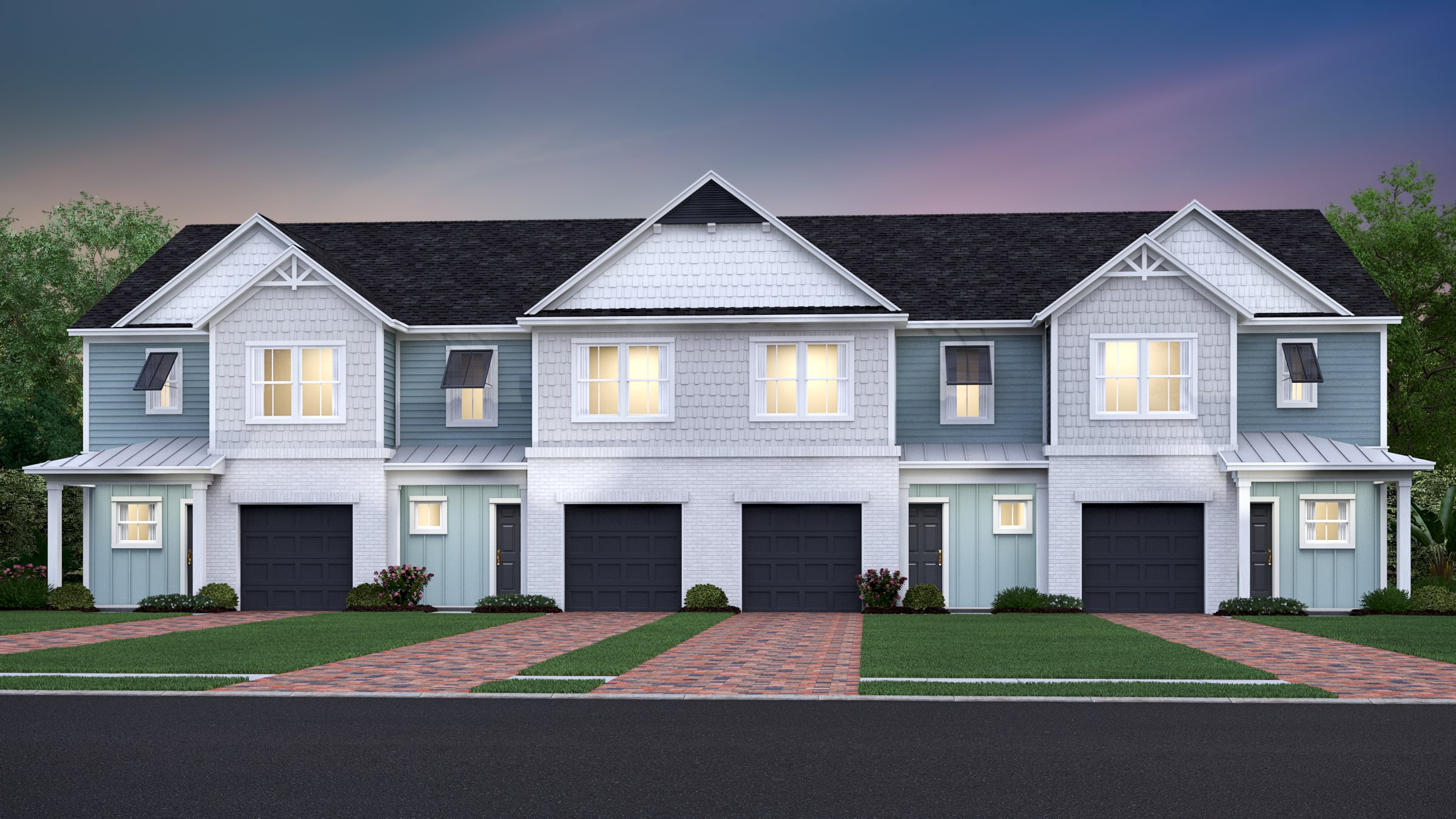 Shearwater Elevation 4 Unit CP