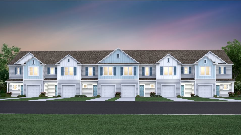 Longleaf Longleaf Townhome Collection Marquesas P