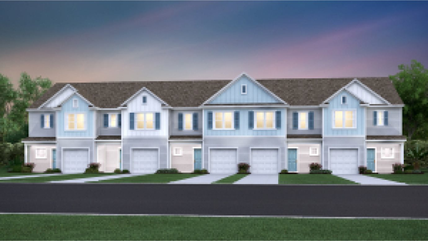 Longleaf Longleaf Townhome Collection Windley BP