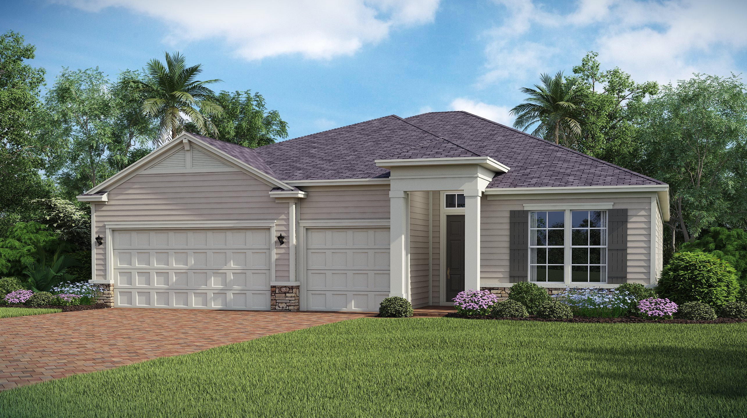Creekside-at-Twin-Creeks Creekside 63' Imperial Collection MEDALLION HB