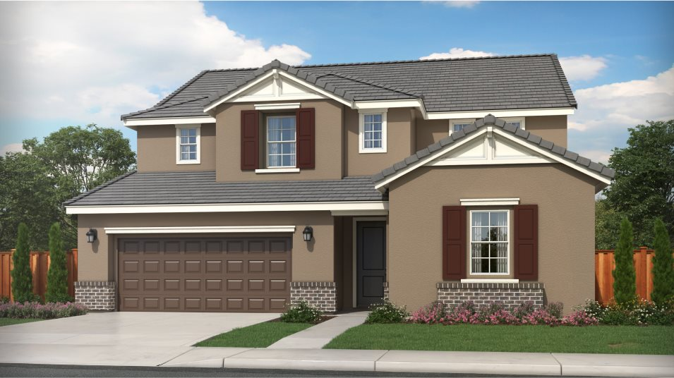 Tracy Hills Opal Residence 4 Colonial
