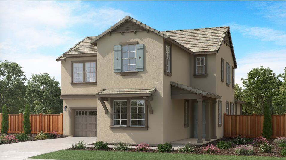 Tracy Hills Larimar Residence 2 Country European