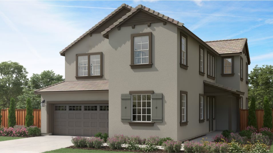 Tracy Hills Larimar Residence 3 Country European