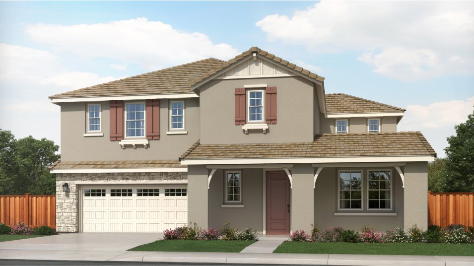 Tracy Hills Pearl Residence 2 Country European