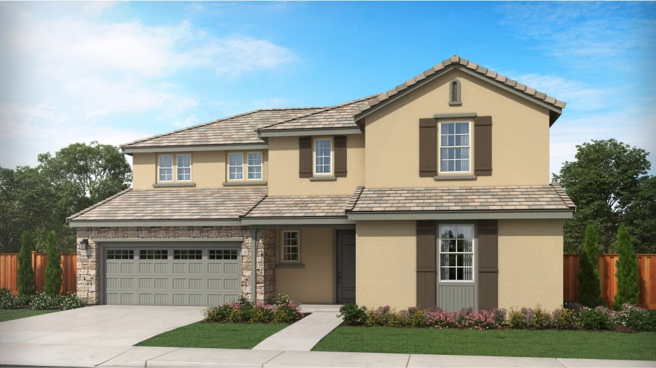 Tracy Hills Pearl Residence 3 Country European