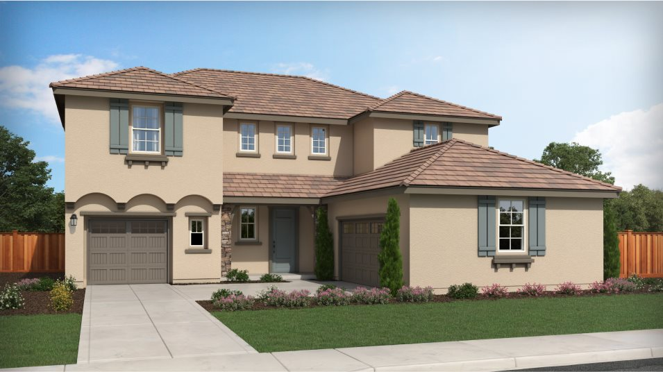 Tracy Hills Pearl Residence 4 Country European