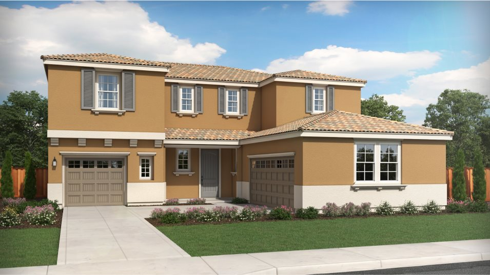 Tracy Hills Pearl Residence 4 Mediterranean Revival