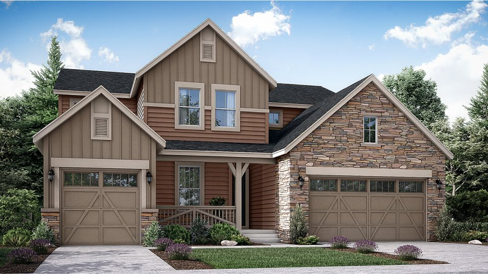 The Grand Collection at Willow Bend SuperHome Farmhouse