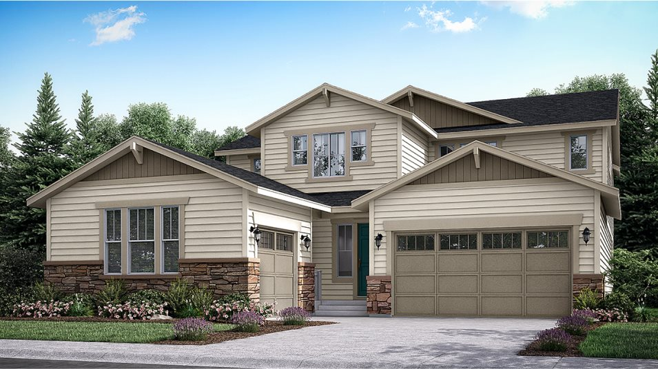 The Grand Collection at Willow Bend SuperHome SL II Craftsman