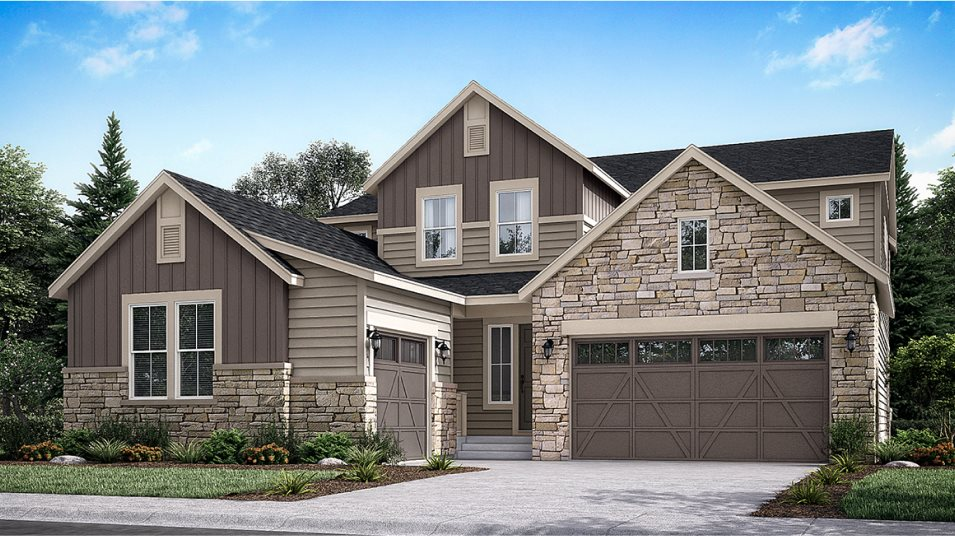 The Grand Collection at Willow Bend SuperHome SL II Farmhouse