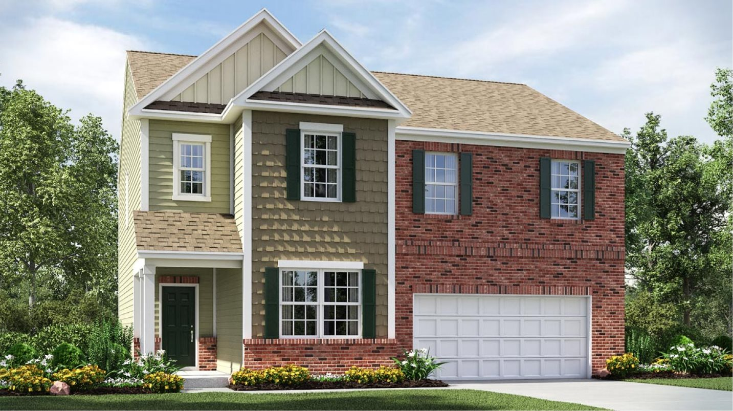 Gambill Forest: Enclave Camden Exterior B