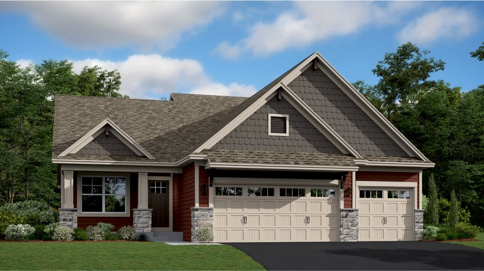 Fieldstone-Passage Heritage Collection Foster D3