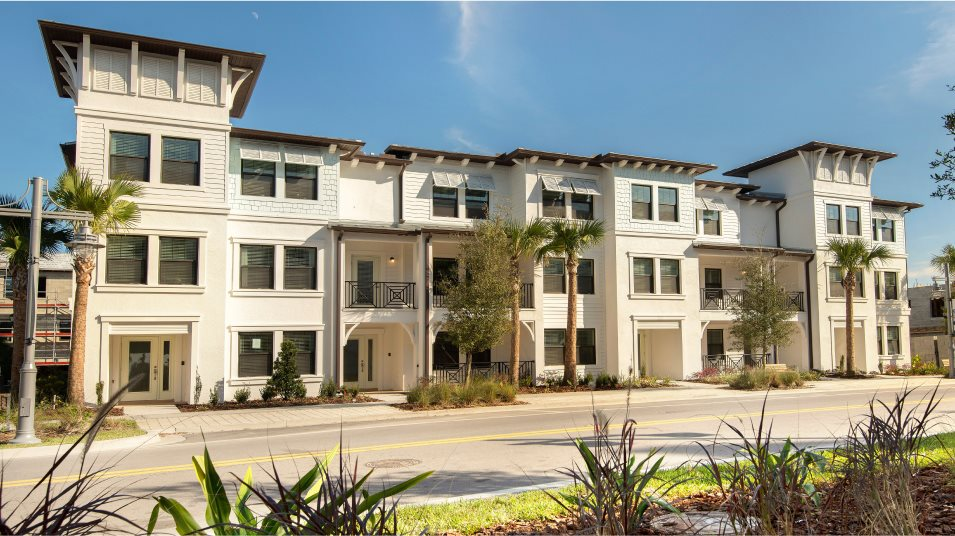 Westshore Marina District Inlet Shore Townhomes Plant Plant