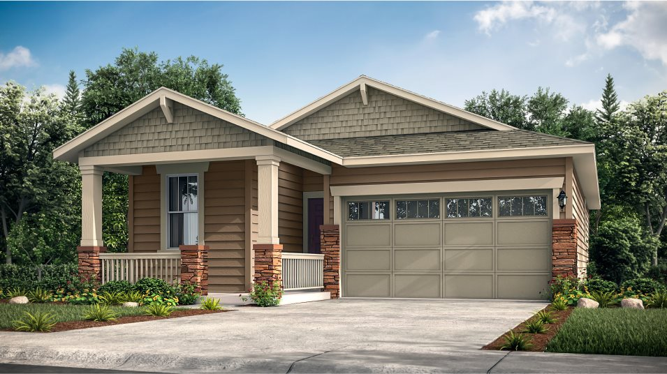Brighton Crossings The Pioneer Collection Snowmass Craftsman