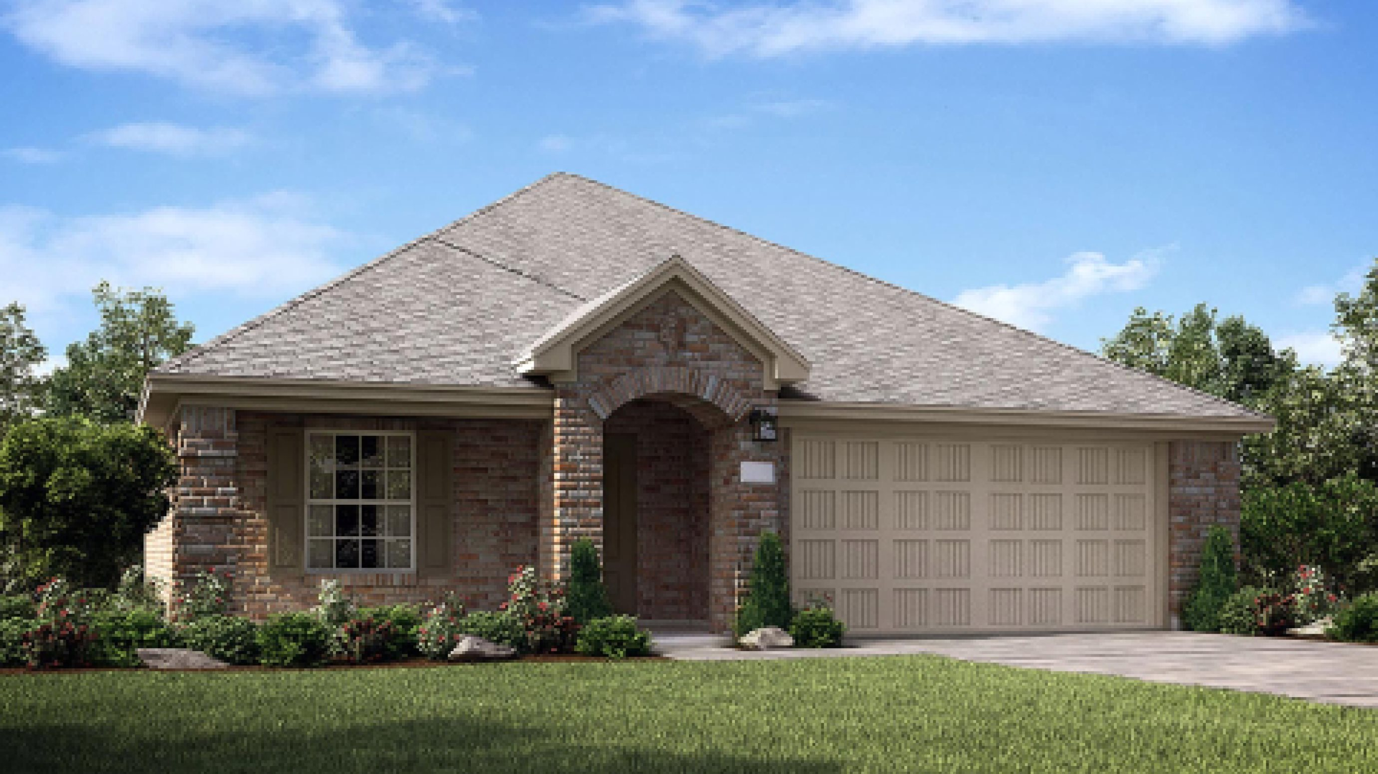 Ashbel Cove at Baytown Crossings Wildflower Collection Lantana