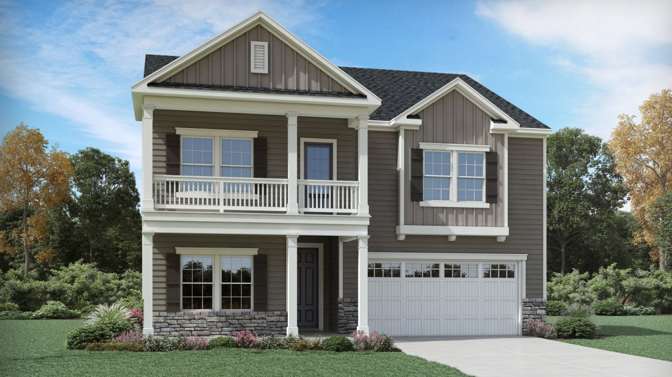 Bellewood: Summit Collection Tryon III Exterior C