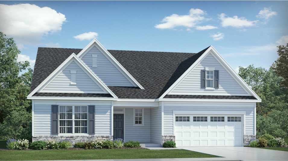 Tryon Classic Collection Graham Exterior One Name