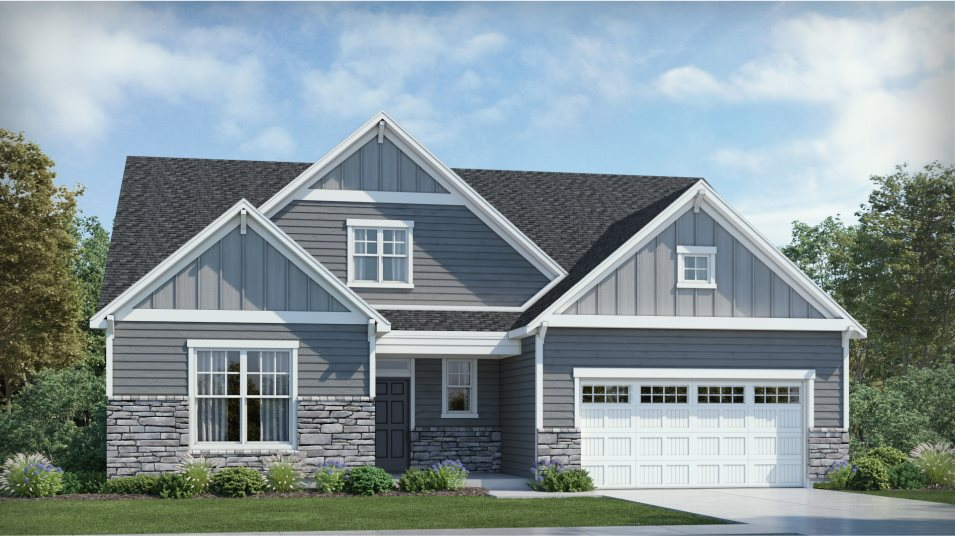 Tryon Classic Collection Graham Exterior Two Name