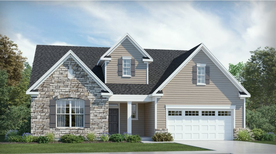 Tryon Classic Collection Graham Exterior Three Name