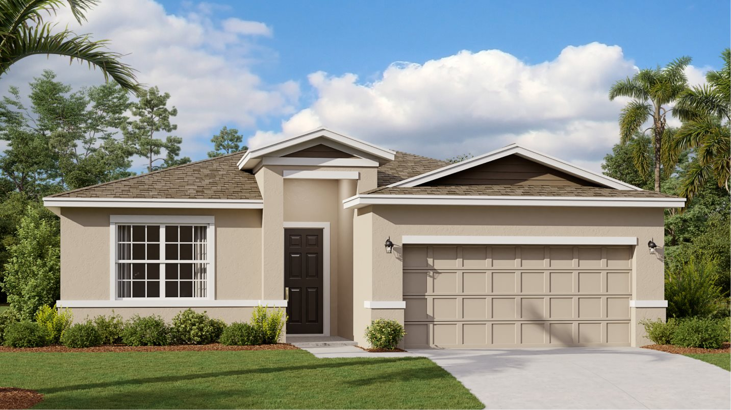 Freedom exterior rendering A1