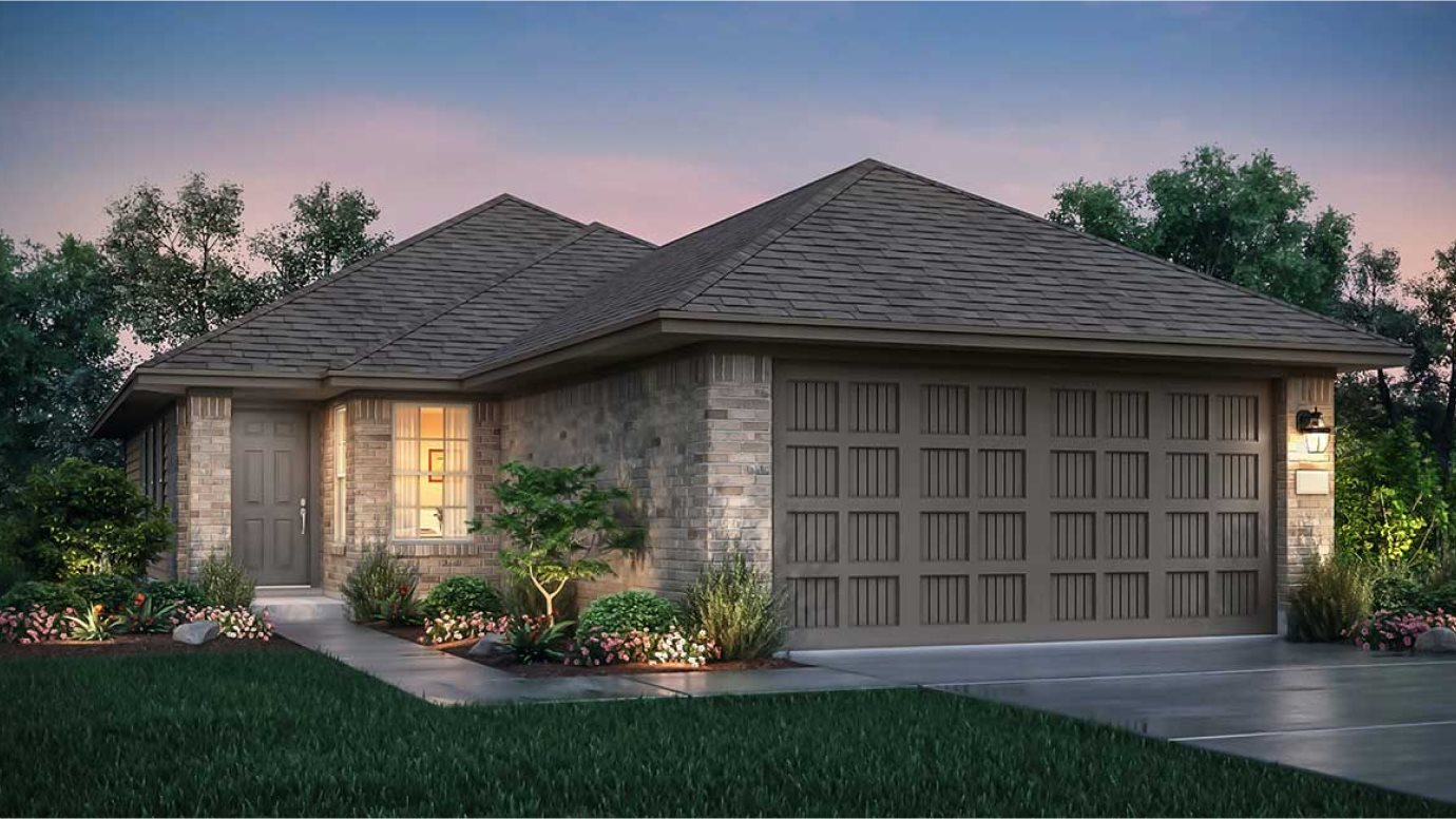 Wooster Trails at Baytown Crossings nuHome Collection San Lucas