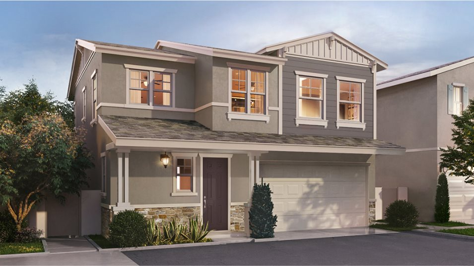 The Groves Harmony Residence 1 Craftsman