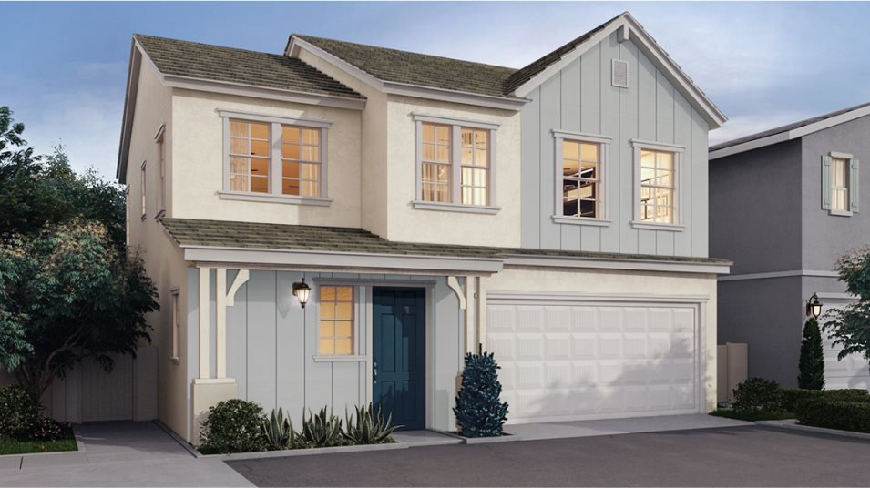 The Groves Harmony Residence 1 American Traditional