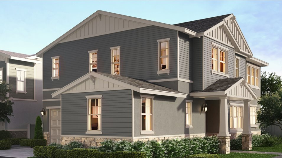 The Groves Harmony Residence 2 Craftsman