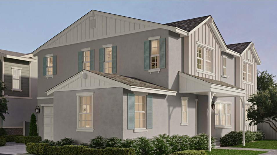 The Groves Harmony Residence 2 American Traditional